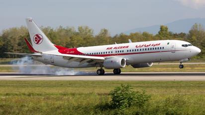 7T-VKO - Air Algerie Boeing 737-800