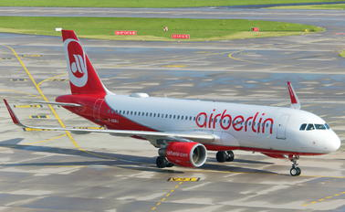 D-ABNJ - Air Berlin Airbus A320