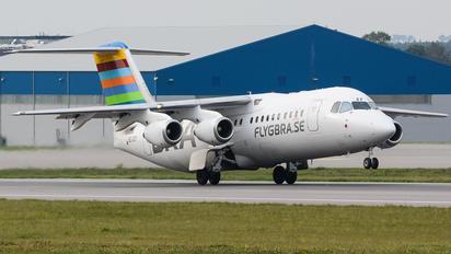 SE-DSY - Braathens Regional British Aerospace BAe 146-300/Avro RJ100