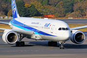 JA892A - ANA - All Nippon Airways Boeing 787-9 Dreamliner aircraft
