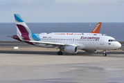 D-AEWP - Eurowings Airbus A320 aircraft