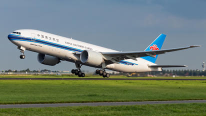 B-2027 - China Southern Cargo Boeing 777F