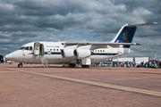 QQ-102 - UK - QinetiQ British Aerospace BAe 146-100/Avro RJ70 aircraft