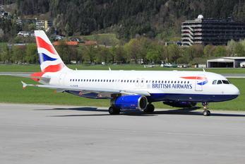 G-GATR - British Airways Airbus A320