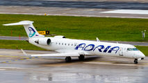 S5-AAW - Adria Airways Bombardier CRJ-700  aircraft