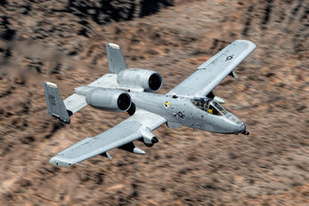 79-0202 - USA - Air Force Fairchild A-10 Thunderbolt II (all models)