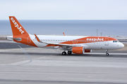 OE-IVI - easyJet Europe Airbus A320 aircraft
