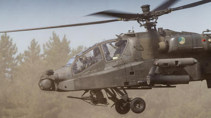 Q-30 - Netherlands - Air Force Boeing AH-64D Apache