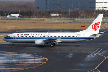 B-5326 - Air China Boeing 737-800