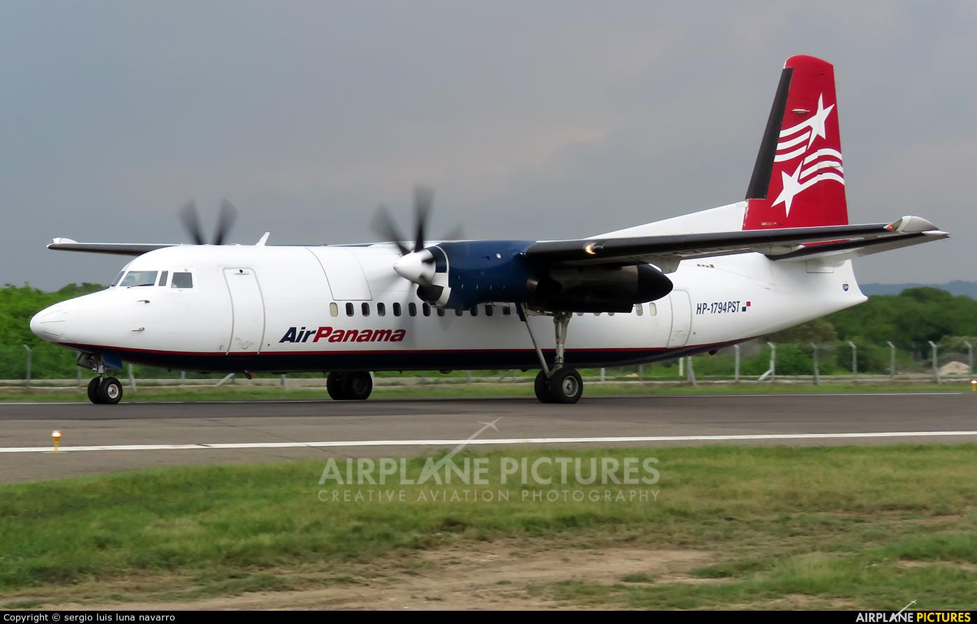 Air Panama HP-1794PST aircraft at Cartagena - Rafael Núñez