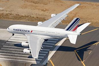 F-HPJB - Air France Airbus A380