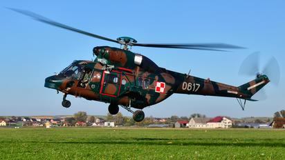 0617 - Poland - Army PZL W-3 Sokół