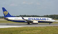 EI-DWY - Ryanair Boeing 737-800 aircraft