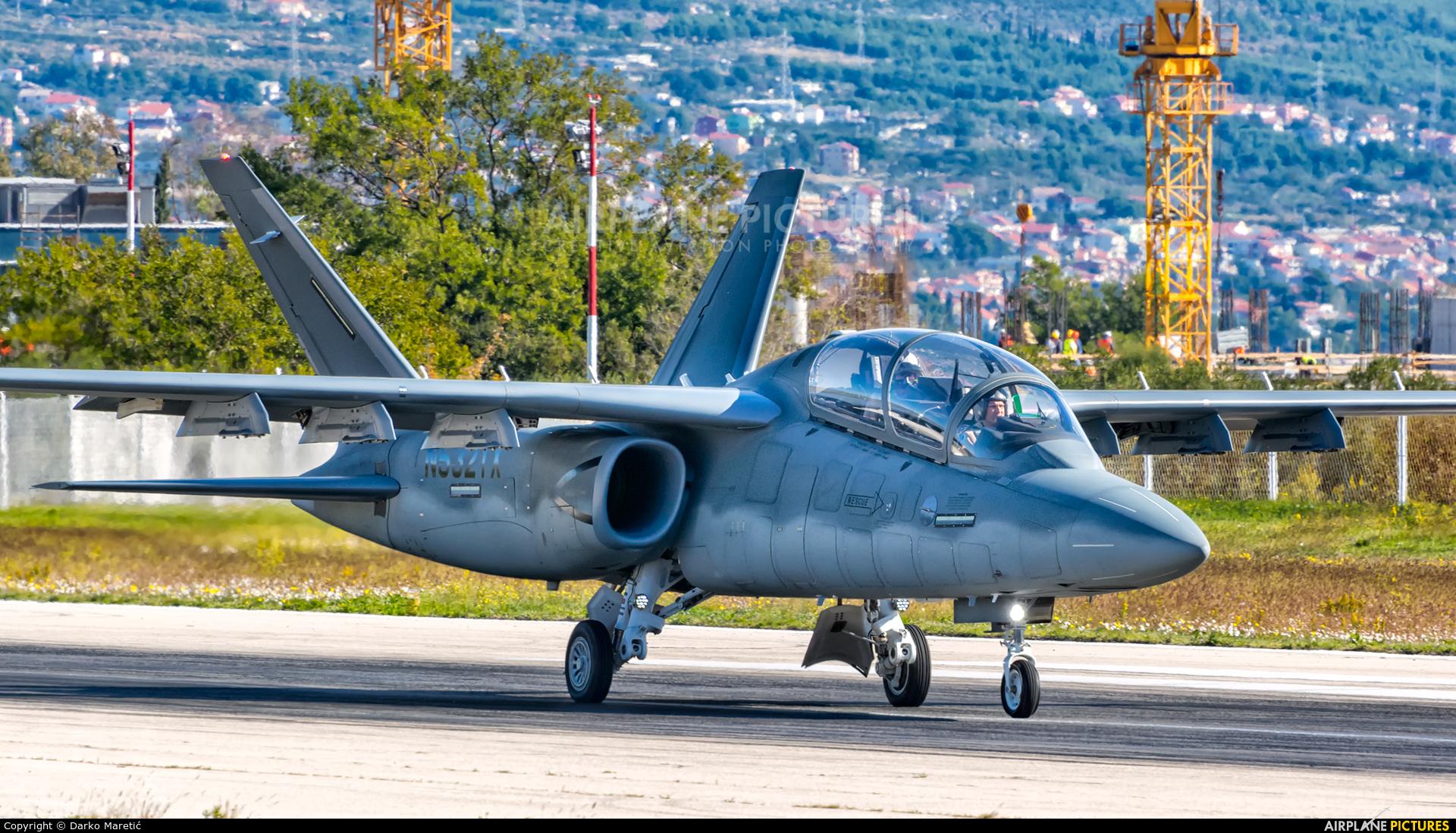 Experimental Aircraft Association N532TX aircraft at Split - Kaštela