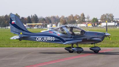 OK-JUR03 - Private Evektor-Aerotechnik EV-97 Eurostar