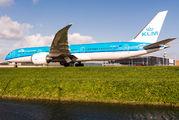 PH-BHI - KLM Boeing 787-9 Dreamliner aircraft