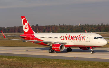 D-ABNY - Air Berlin Airbus A320