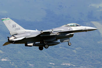 89-2001 - USA - Air Force Lockheed Martin F-16C Fighting Falcon