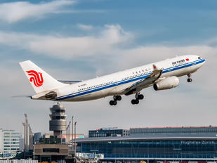 B-6080 - Air China Airbus A330-200