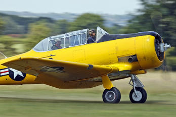 G-DDMV - Aero Legends North American Harvard/Texan (AT-6, 16, SNJ series)