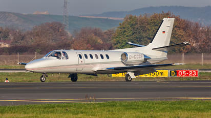 D-CCCF - Manager Airline Cessna 550 Citation II