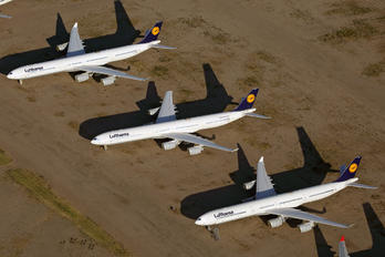 D-AIHS - Lufthansa Airbus A340-600