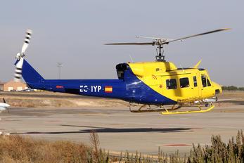 EC-IYP - Babcock M.C.S. Spain Bell 212