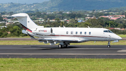 N799QS - Netjets (USA) Bombardier BD-100 Challenger 300 series