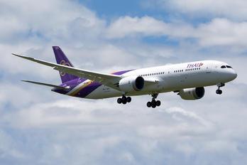 HS-TWB - Thai Airways Boeing 787-9 Dreamliner