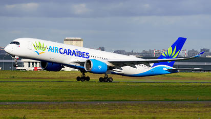 F-HHAV - Air Caraibes Airbus A350-900