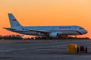VQ-BDR - Rossiya Airbus A320 aircraft