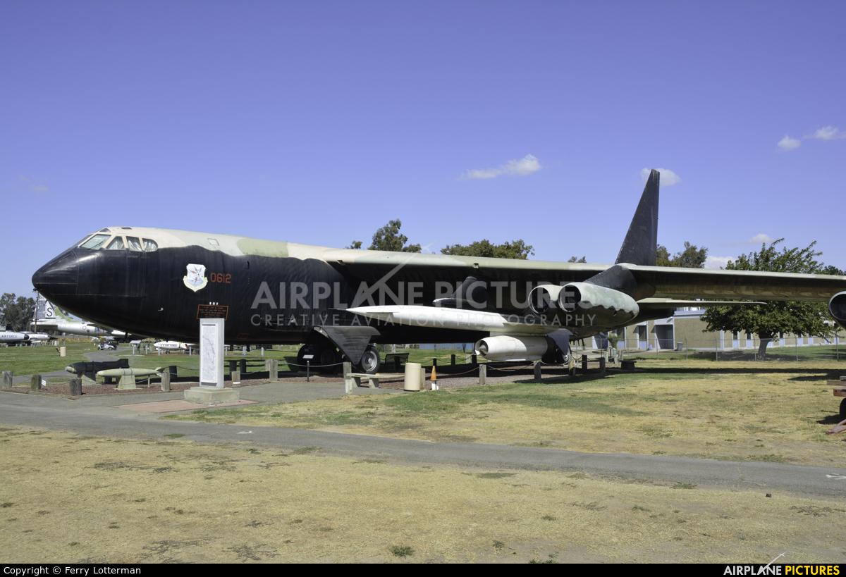 USA - Air Force 56-0612 aircraft at Castle