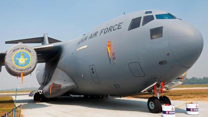 CB8006 - India - Air Force Boeing C-17A Globemaster III