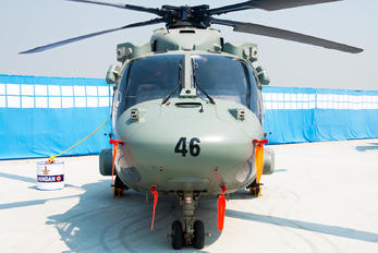 ZD4146 - India - Air Force Hindustan Dhruv