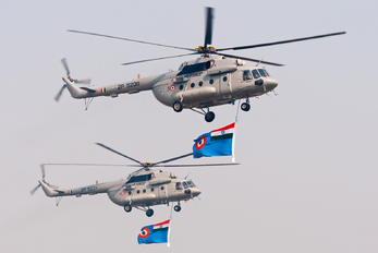 ZP5208 - India - Air Force Mil Mi-17V-5