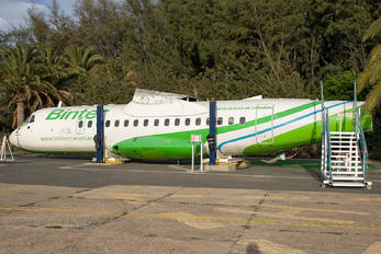 D4-CBQ - Binter Canarias ATR 42 (all models)