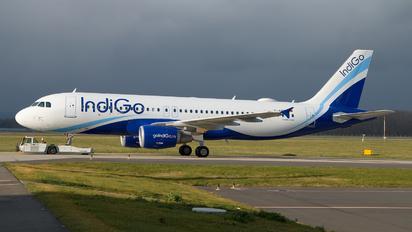 D-ABFN - IndiGo Airbus A320