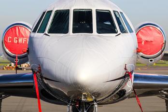 C-GWFK - Private Canadair CL-600 CRJ-900