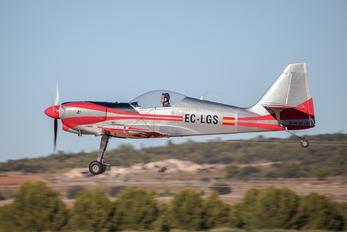 EC-LGS - Aeroclub Barcelona-Sabadell Zlín Aircraft Z-50 L, LX, M series