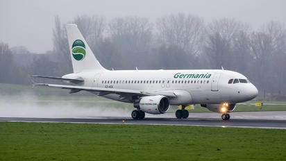 LZ-AOA - Germania Airbus A319