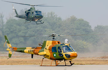 786-409 - Pakistan - Army Aerospatiale AS550 C-2 Fennec