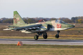 02 - Russia - Air Force Sukhoi Su-25