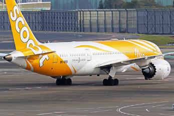 9V-OFB - Scoot Boeing 787-8 Dreamliner