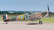 G-CGUK - Private Supermarine Spitfire Mk.Ia aircraft