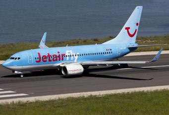 OO-JAR - Jetairfly (TUI Airlines Belgium) Boeing 737-800