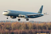 CS-TRJ - Belgium - Air Force Airbus A321 aircraft