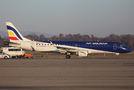 Air Moldova Embraer ERJ-190 (190-100) ER-ECC at Milan - Malpensa airport