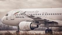 LZ-FBD - Bulgaria Air Airbus A320 aircraft