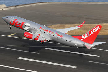 G-JZHY - Jet2 Boeing 737-8 MAX
