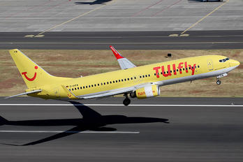 D-AHFW - TUIfly Boeing 737-800